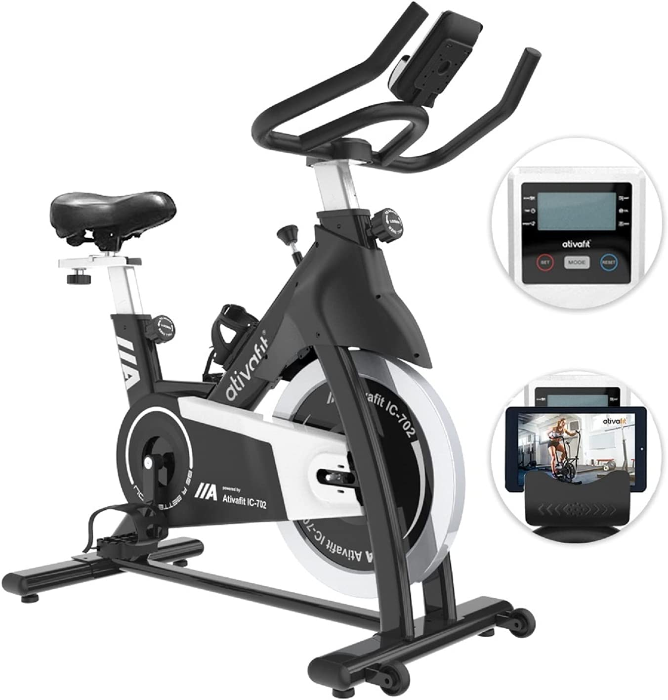 ASOG Max 48% OFF Directly managed store Indoor Cycling Exercise Bike Studio Spin Cycles Exerci