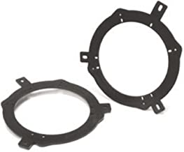 """SCOSCHE SAC656 1995-Up 6.75"""" to 6.5"""" or 5.25"""" Speaker Adapter Pair"""