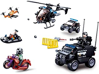Sluban M38-B0809 Police Set 469 Pieces