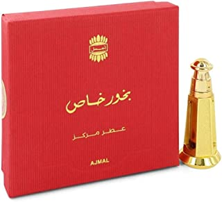 Ajmal Bakhoor Khas Perfume Oil for Unisex, 3ml