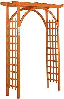 garden arches trellises arbors & pergolas