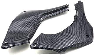 ホーネット250 MC31 カーボン調 サイドカバー バイクパーツ アクセサリー ドレスアップ 左右セット 汎用