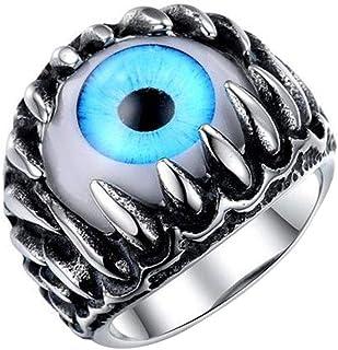 Titanium Steel Eyeball Style Ring