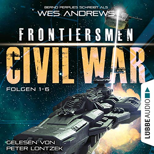 Frontiersmen. Civil War - Sammelband, Folgen 1-6                   By:                                                                                                                                 Wes Andrews,                                                                                        Bernd Perplies                               Narrated by:                                                                                                                                 Peter Lontzek                      Length: 22 hrs and 17 mins     Not rated yet     Overall 0.0