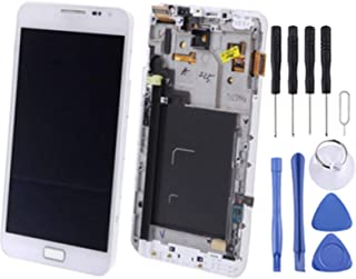 LCD screen Touch Screen Digitizer for Galaxy LCD Display + Touch Panel with Frame for Galaxy Note / i9220 / N7000