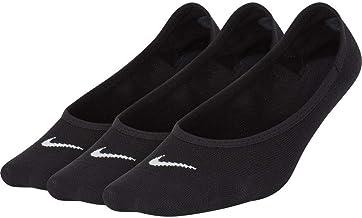 Nike Womens Lightweight Footie 3 Pair Socks