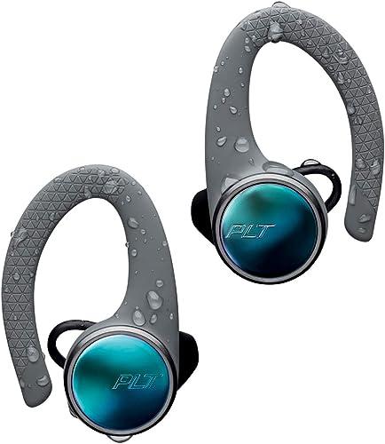 discount Plantronics 211856-99 Backbeat Fit 3100 True Wireless Earbuds, wholesale Sweatproof and Waterproof In Ear outlet sale Workout Headphones, Grey online
