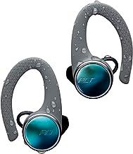 Plantronics 211856-99 Backbeat Fit 3100 True Wireless Earbuds, Sweatproof and Waterproof In Ear Workout Headphones, Grey