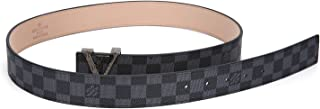 Unisex Belts Mens Womens with Alloy Buckle Fashion Belt Gold Buckle