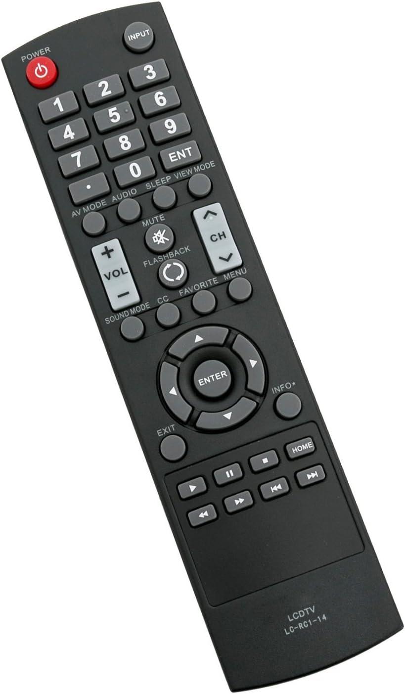 Calvas NEW Original Remote control for SHARP GJ221-U LCD HDTV ...