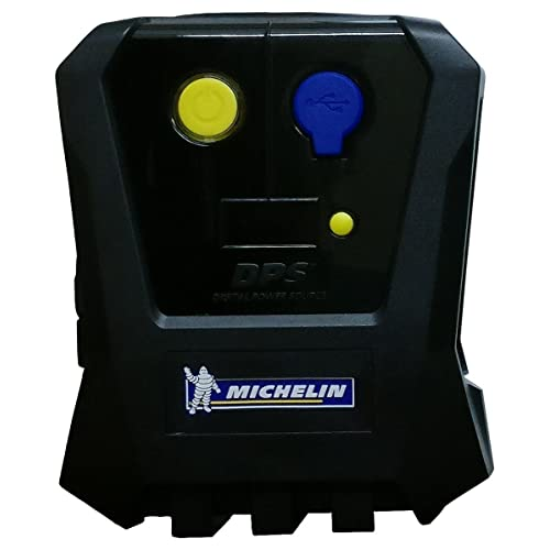 Michelin 12264 Digital Micro Tyre Inflator (Black) | Only for topup