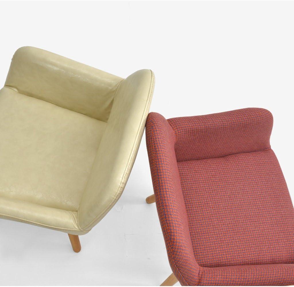 Chaire en bois chaise d'ordinateur moderne simple chaise de bureau arrière créative (Couleur : B) B