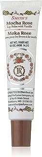 Rosebud Lip Balm Tube, Mocha Rose.5 Ounce
