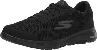 حذاء رياضي جو ووك 5 ديميتاس للرجال من سكيتشرز- حذاء رياضي عالي الاداء للمشي محبوك وبرباط