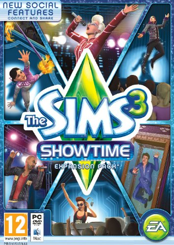 The Sims 3: Showtime (PC DVD) (MAC DVD) [UK IMPORT]
