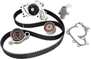ACDelco Professional TCKWP257A Timing Belt Kit with Water Pump, Idler Pulley, and 2 Tensioners