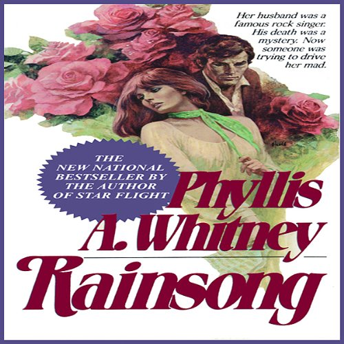 Rainsong audiobook cover art