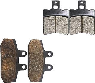Bremsbelag TRW organischer Allround-Bremsbelag NSR 125 R JC22 99-02 hinten