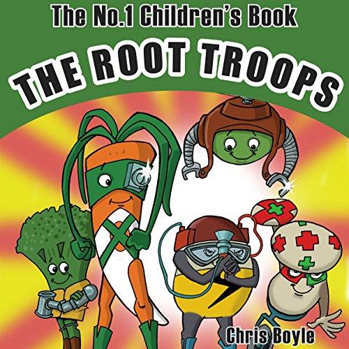 The Root Troops  By  cover art