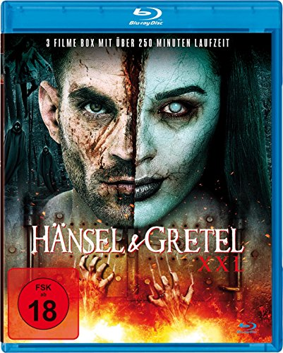 Hänsel & Gretel Horror-XXL Box (3 Filme-Uncut-Edition) [Blu-ray]