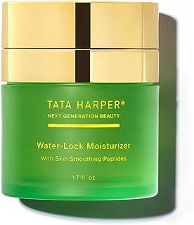 NEW Tata Harper Water-Lock Moisturizer, Lightweight, Silicone-Free Hydrator, 100% Natural, Made Fresh in Vermont, 50ml
