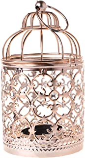 Best rose gold flameless candle Reviews