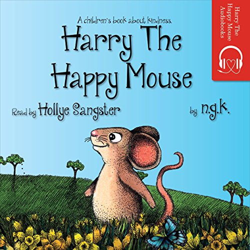 Couverture de Harry the Happy Mouse