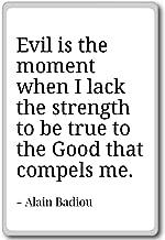 Best alain badiou quotes Reviews