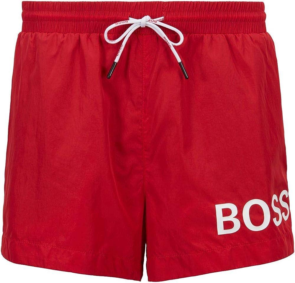 Hugo boss mooneye, costume da bagno uomo a pantaloncini,100% poliestere 50426371R