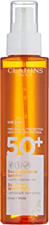 Clarins Sun Care SPF50+ Water Mist for Body, 150 ml