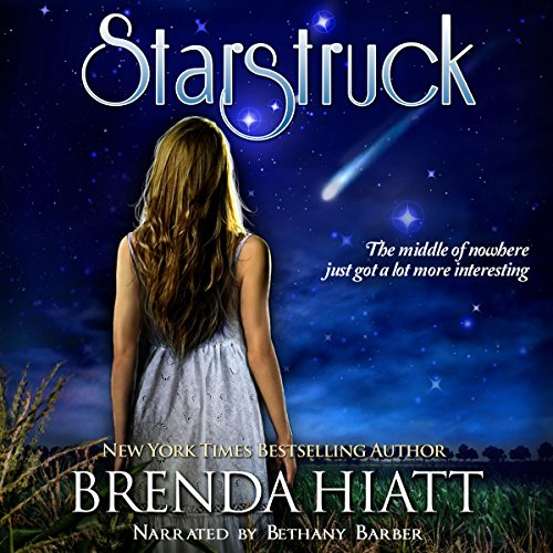 Starstruck audiobook cover art