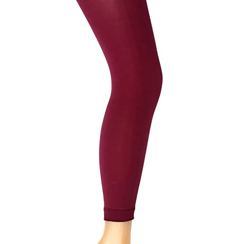5a495afd9efcd Ladies Footless Tights-Med-Large -XL