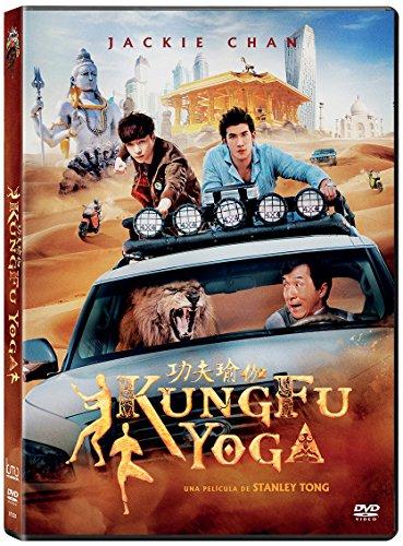 Kung Fu Yoga [DVD]