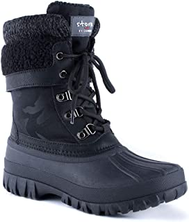 Cougar Womens storm Closed Toe Cold Weather Boots