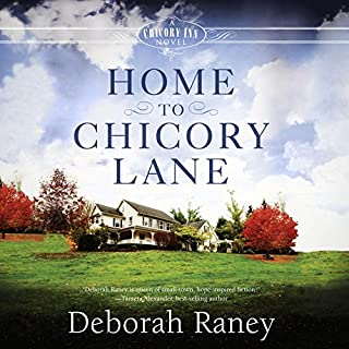 Home to Chicory Lane audiobook cover art