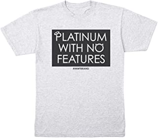 J. Cole Platinum with No Features 4 Your Eyez Only Tour T-Shirt + Hip-Hop Stickers