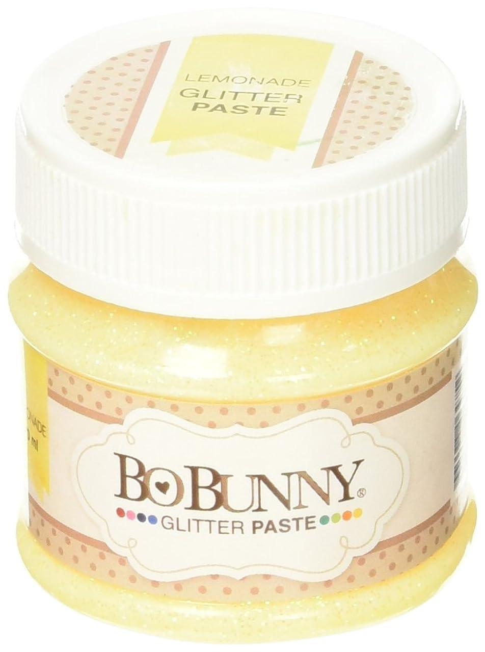 Bo Bunny 12740475 Double Dot Glitter Paste, Lemonade
