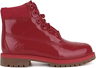 Timberland 6In Premium Patent Boot Big Kids