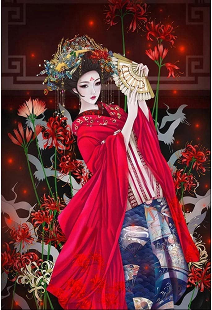 DIY 5D Diamond Painting by Numbers SALENEW very popular Cheap Adults Kit China for Kids A