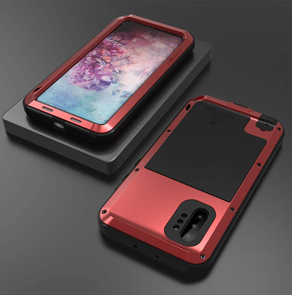 GFU 360 Heavy Duty Case for Silicone 5G Note10+ Max 41% OFF Galaxy Samsung Ranking TOP4