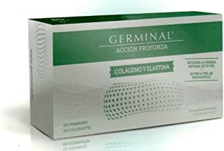 GERMINAL COLLAGEN AND ELASTIN TREATMENT ANTIAGING 30 AMPOULES 1ml Great Skincare