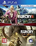 Far Cry Primal and Far Cry 4 (PS4) (New)