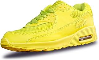 Lanivic Femmes Baskets Dames Chaussures de Course Baskets de Sport athlétique Plates à Lacets décontractées