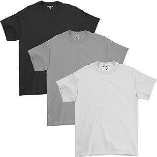 Kit 03 Camisetas Básicas Masculinas De Algodão Premium (M)