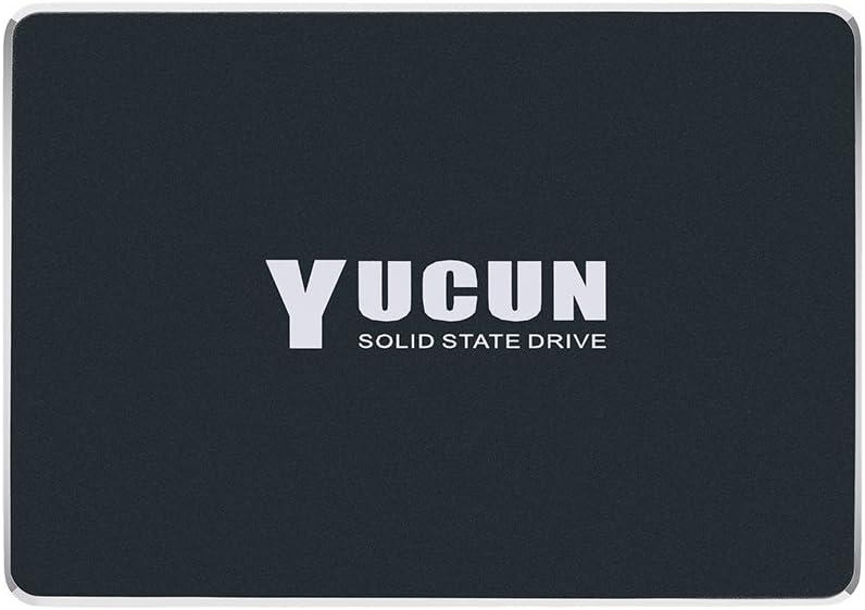 YUCUN 2.5 Pulgadas SATA III Disco Duro sólido Interno de Estado sólido 120GB SSD