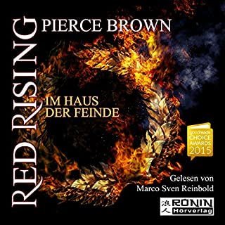 Im Haus der Feinde     Red Rising 2              Autor:                                                                                                                                 Pierce Brown                               Sprecher:                                                                                                                                 Marco Sven Reinbold                      Spieldauer: 20 Std. und 5 Min.     1.233 Bewertungen     Gesamt 4,8