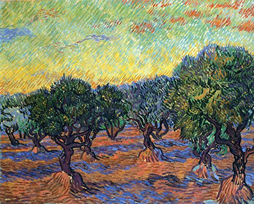 Puzzle 1000 Piezas La Famosa Serie de Pinturas de Van Gogh réplica 23 Arte Regalo Puzzle 1000 Piezas educa Rompecabezas de Juguete de descompresión Intelectual Colorido juego50x75cm(20x30inch)