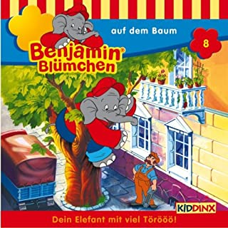 Benjamin auf dem Baum cover art