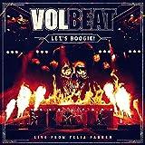 Songtexte von Volbeat - Let's Boogie!