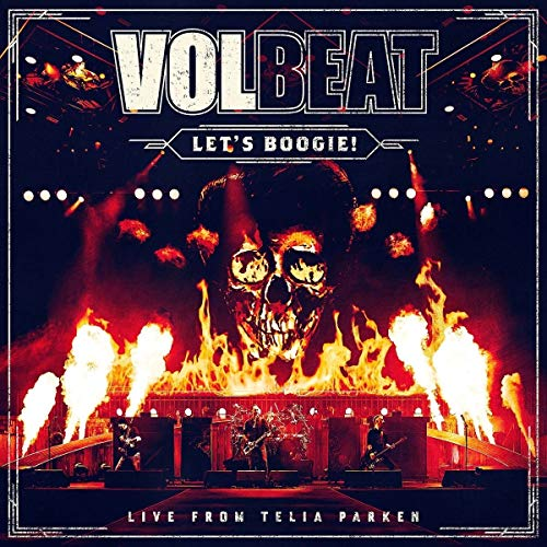 Let's Boogie! Live from Telia Parken (2cd)